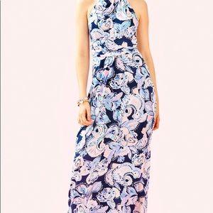Lilly Pulitzer Martina Maxi Dress
